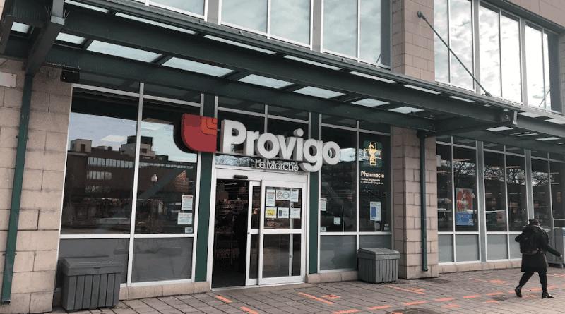 Le magasin Provigo Jean-Talon