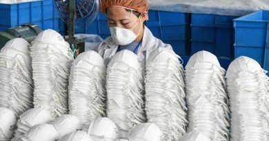 usine de masques