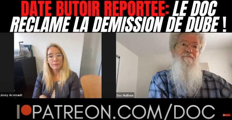 dube-demission