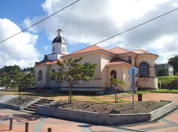 Ajoupa-Bouillon Martinique