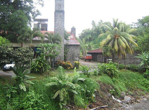 Macouba Martinique