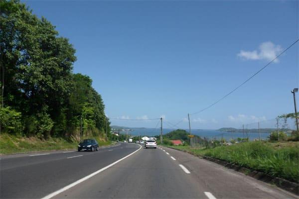 Marigot Martinique