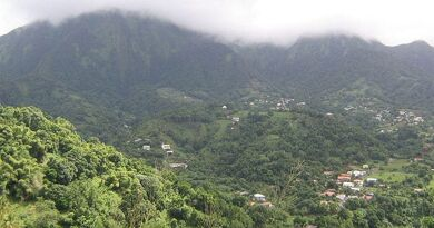 Morne-Vert Martinique