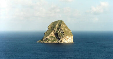 The Diamond Rock