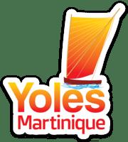 Autocollant Yoles Martinique