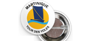 Badge-Martinique TDY