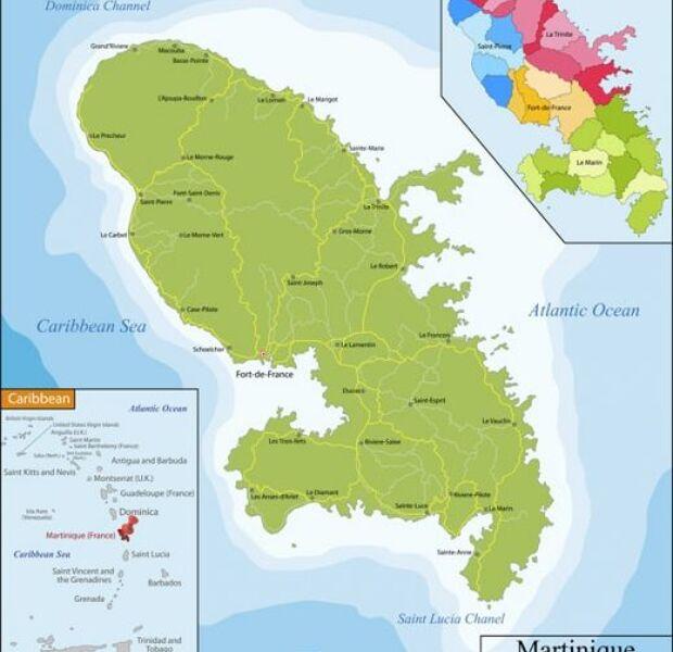 Martinique 7 wonders