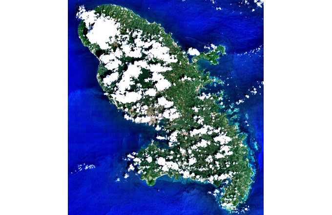 Climat Martinique