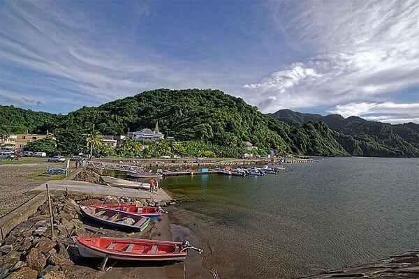 grand-riviere Martinique