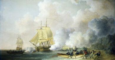 capture of fort saint louis