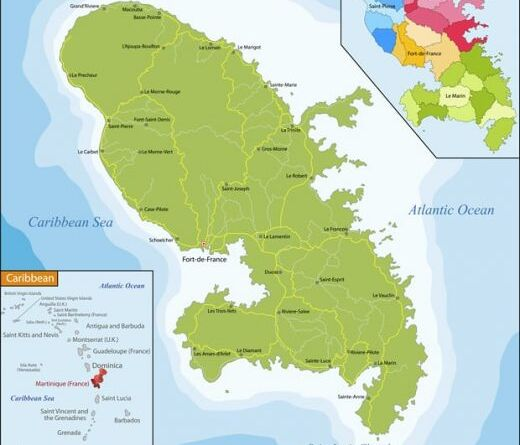 Martinique 7 merveilles